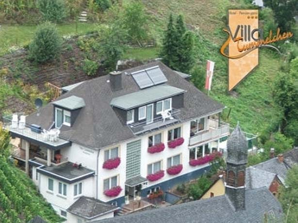 Villa Tummelchen Hotel***Pension